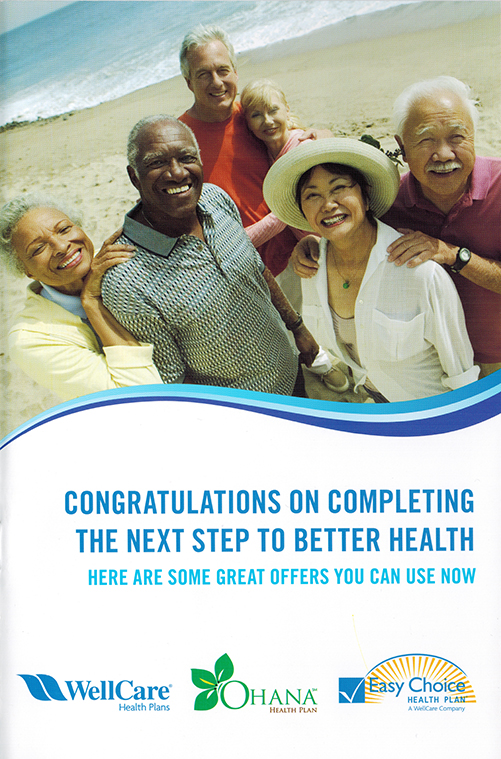 Well Care Better Health Rewards Booklet