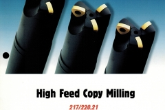 Seco Carboloy High Feed Copy Milling Catalog