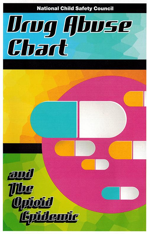 Drug Abuse Chart